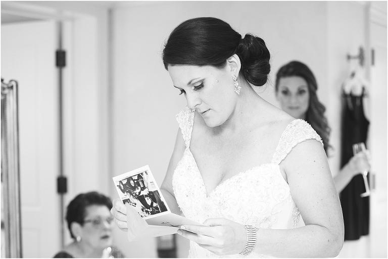 Kupec Wedding bride card groom CT MA Photographer