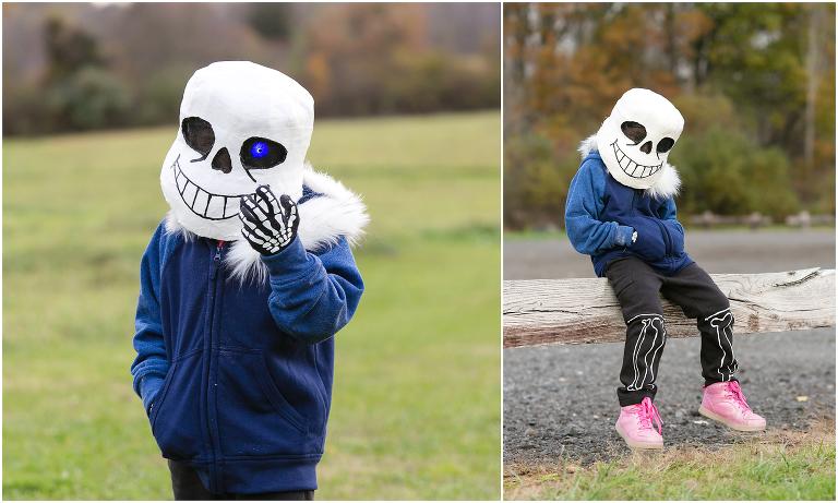 Halloween Undertale