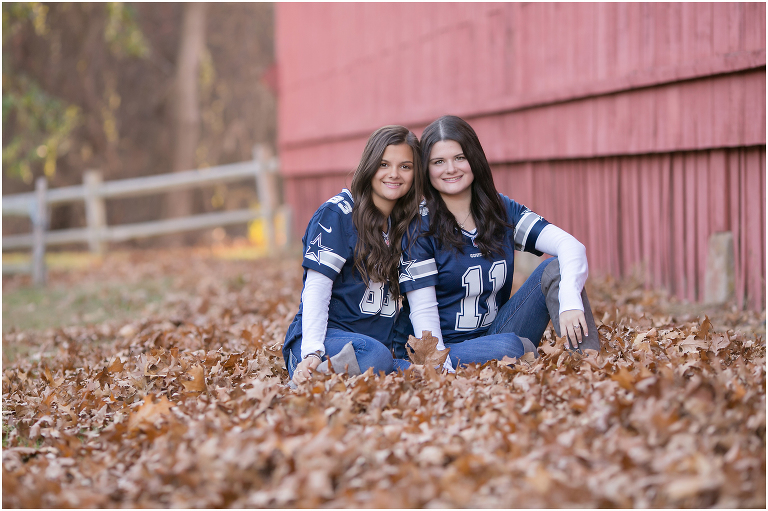 Fall mini-session