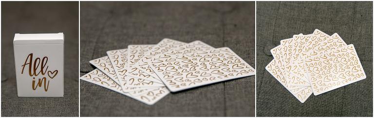 wedding favor cards