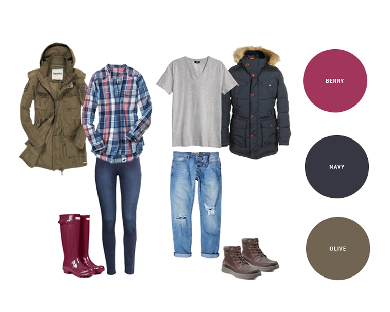 winter weather style guide