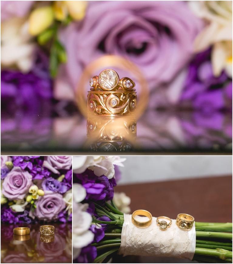 wedding ring set bride