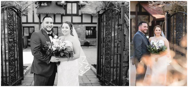 st clements castle wedding